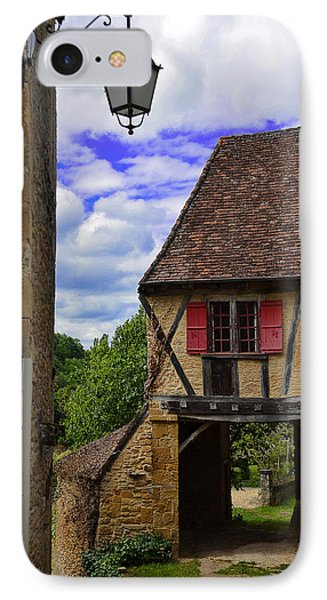 Limeuil En Perigord IPhone Case by Dany Lison