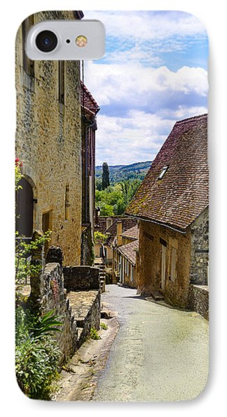IPhone Case featuring the photograph Limeuil En Perigord - France by Dany Lison
