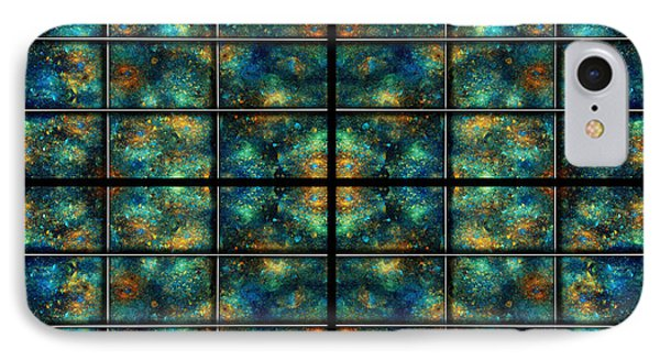 Limitless Night Sky IPhone Case by Betsy Knapp