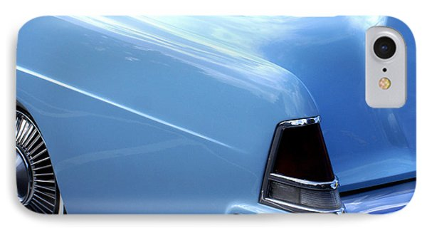 Lincoln Continental  Phone Case by Barbara Snyder