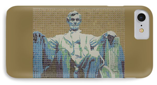 Lincoln Memorial IPhone Case by Gary Hogben