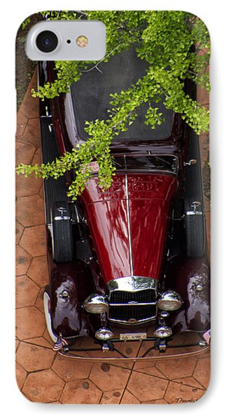 Lincoln Town Car Phone Case by Thomas Woolworth