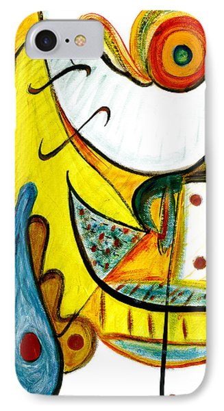 IPhone Case featuring the painting Linda Paloma by Stephen Lucas