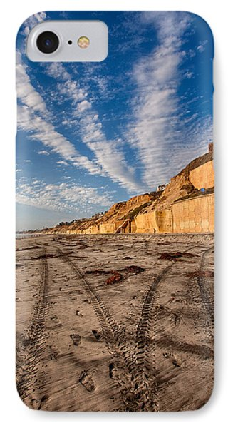 Lines Lines And Lines Phone Case by Peter Tellone