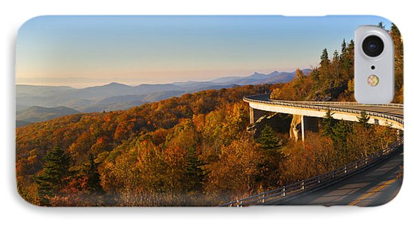 Linn Cove Viaduct IPhone Case by Gregory Scott