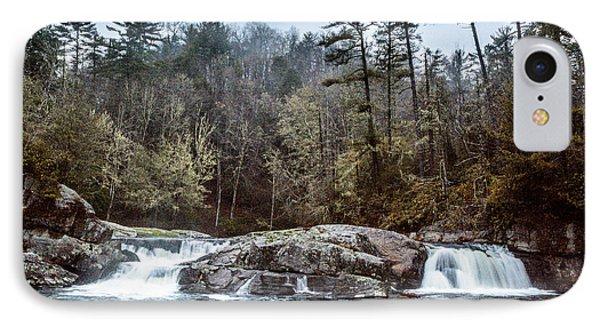 Linville Upper Falls IPhone 7 Case