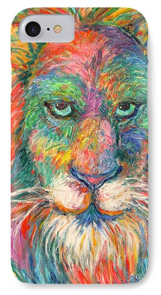Lion Explosion IPhone Case