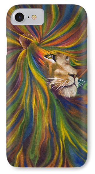 Lion Phone Case by Kd Neeley