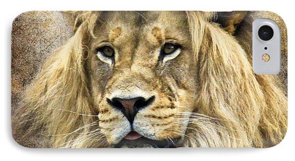 Lion King Phone Case by Steve McKinzie