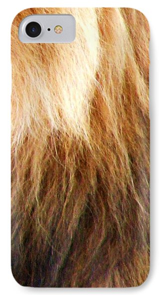 Lion Mane IPhone Case by Cleaster Cotton