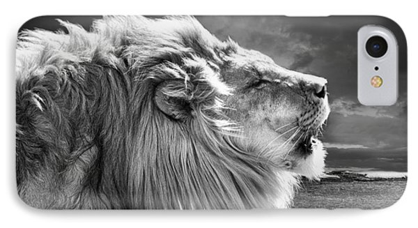 Lions Breath IPhone Case
