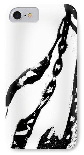 Liquid  Chains  IPhone Case