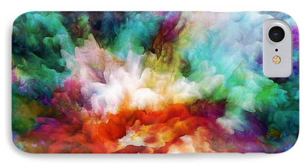 Liquid Colors - Original IPhone Case by Lilia D