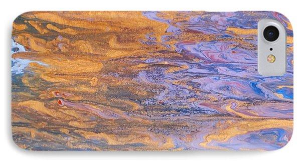 Liquid Summer IPhone Case by Donna Dixon