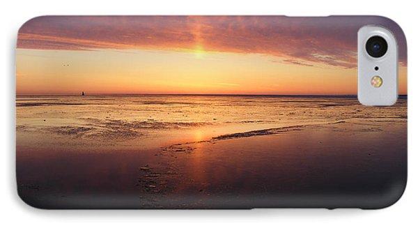 Liquid Sunrise IPhone Case