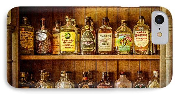 Liquor Cabinet IPhone Case by Paul Freidlund