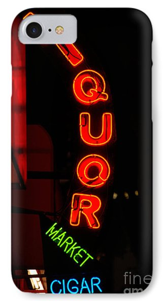 Liquor Market Phone Case by Lee Roth