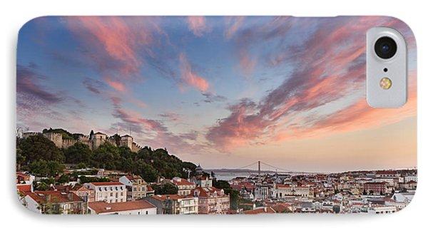 Lisbon IPhone Case by Rod McLean