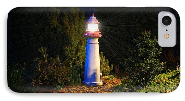 Lit-up Lighthouse IPhone Case
