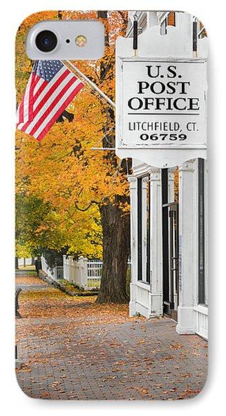 Litchfield Connecticut IPhone Case