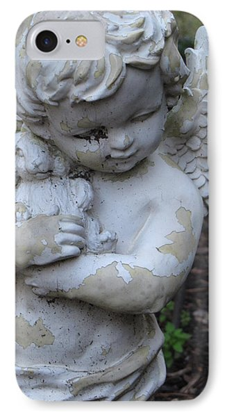 IPhone Case featuring the photograph Little Angel by Beth Vincent