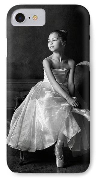 Little Ballet Star IPhone Case