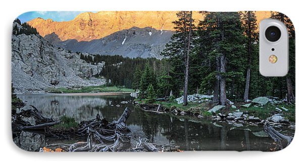 Little Bear Peak And Lake Como IPhone Case