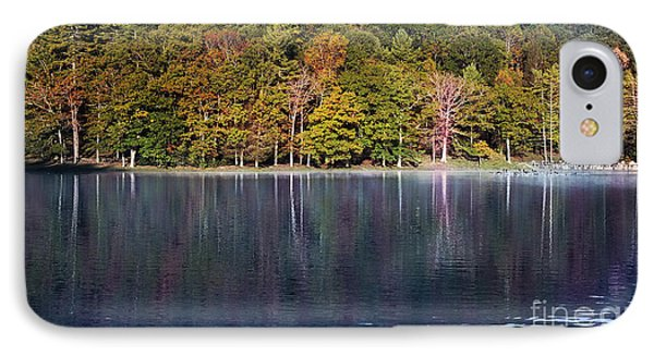 Little Beaver Lake IPhone Case by Melissa Petrey
