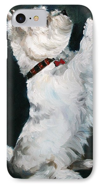 Little Beggar IPhone Case by Mary Sparrow