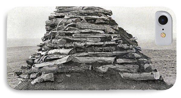 Little Bighorn Monument IPhone Case
