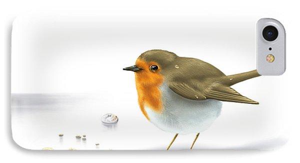 Little Bird IPhone Case