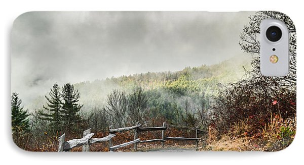 IPhone Case featuring the photograph Little Cataloochee Overlook In The Great Smoky Mountains by Debbie Green