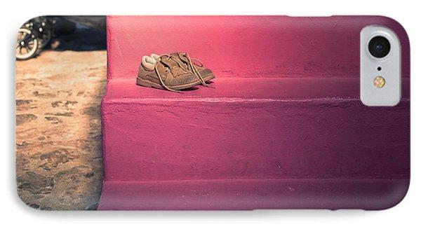 Little Cinderella Shoes Phone Case by Georgina Noronha