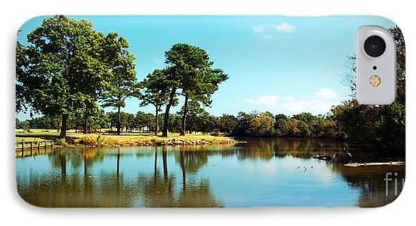 IPhone Case featuring the photograph Little Creek by Angela DeFrias