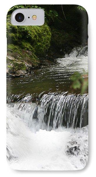 Little Creek Falls IPhone Case by Rich Collins