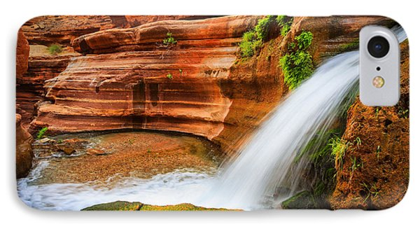 Little Deer Creek Fall IPhone Case