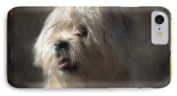 Little Doggie Phone Case by Gun Legler