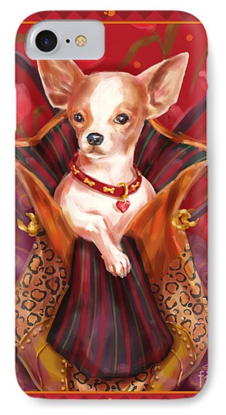 Little Dogs- Chihuahua IPhone Case