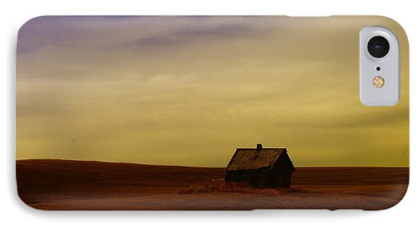 Little House On The Prairie  Phone Case by Jeff Swan