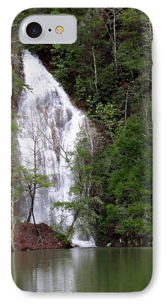Little Laurel Branch Falls IPhone Case