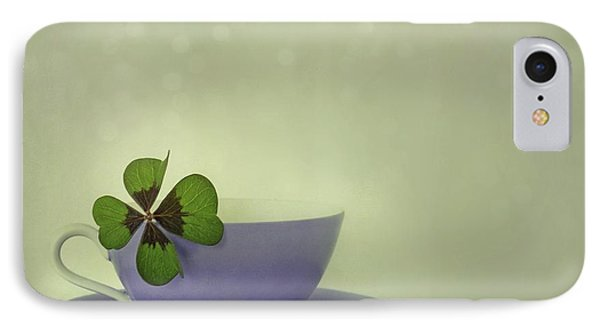 Little Luck IPhone Case by Priska Wettstein