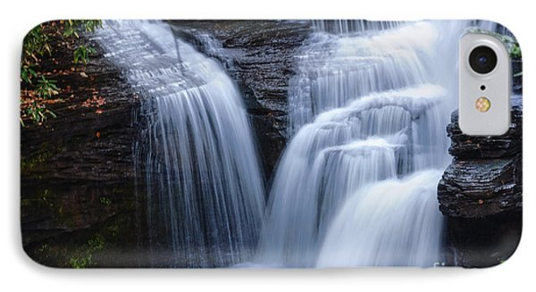 IPhone Case featuring the photograph Little Niagara by Debra Fedchin
