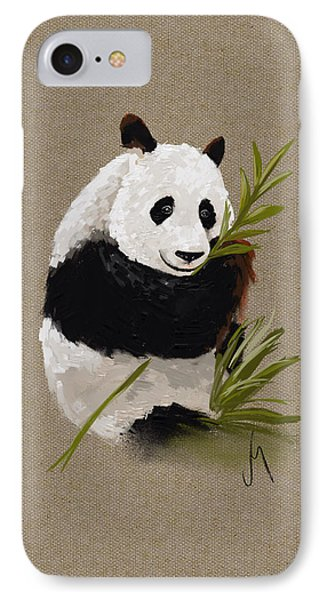 Little Panda IPhone Case