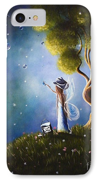 Little Possibilities Fairy Art By Shawna Erback IPhone Case