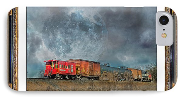 Little Red Caboose  IPhone Case