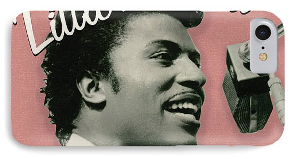 Little Richard -  The Very Best Of IPhone Case by Concord Music Group