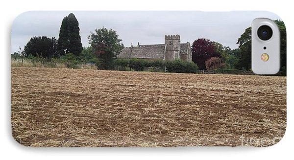 Little Rissington Church 2 Phone Case by John Williams