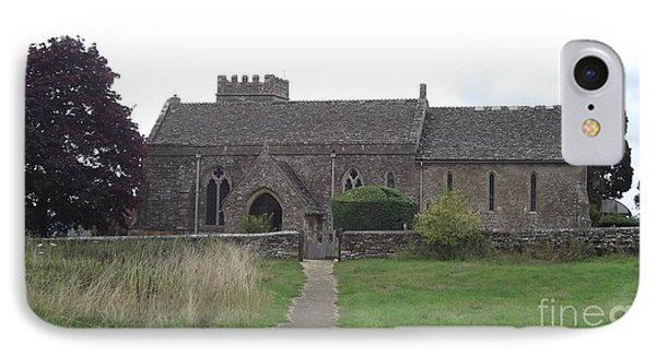 Little Rissington Church Phone Case by John Williams