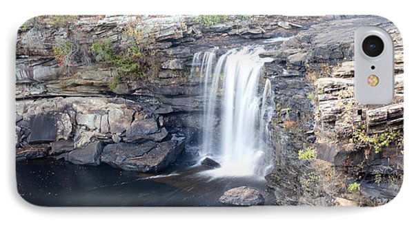 IPhone Case featuring the photograph Little River Falls by Robert Camp