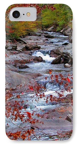 Little River IPhone Case by Kathy Long
